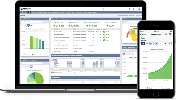 Netsuite Interface